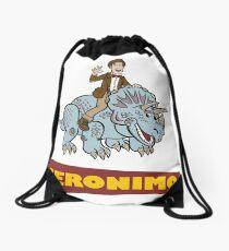"""Geronimo"" Drawstring Bag"