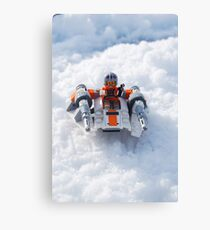 The Battle For Hoth Canvas Print
