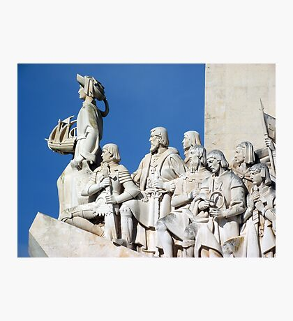 Discoveries Monument, Lisbon, Portugal Photographic Print