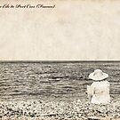 A la plage... by Michel Raj