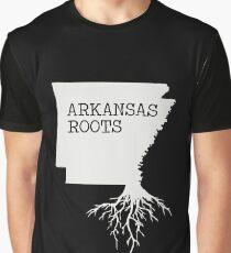 Arkansas Roots Graphic T-Shirt
