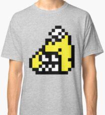 Gray 8-bit Fishfry (Splatoon 2) Classic T-Shirt