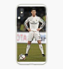 Cristano Ronaldo iPhone Case