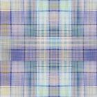 Scottish tartan pattern deconstructed by Anna Lemos