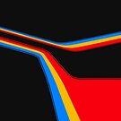 Fernando Alonso Indy Helmet Tricolour by GHRDesign