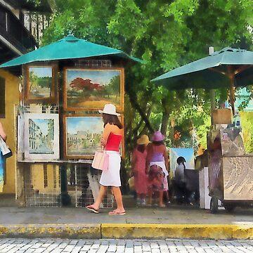 Art Show in San Juan by SudaP0408