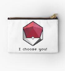 I choose you! Studio Pouch
