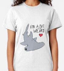 Weird Hammerhead Shark - Shark Love Classic T-Shirt