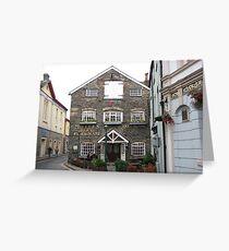 Ulverston Mill, Cumbria, England Greeting Card