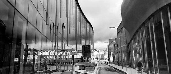 Reflection on Half Moon Street by Donncha O Caoimh