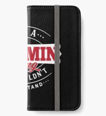 It's a YASMIN Thing You Wouldn't Understand iPhone Wallet/Case/Skin