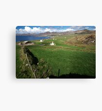 Allihies Countryside Canvas Print