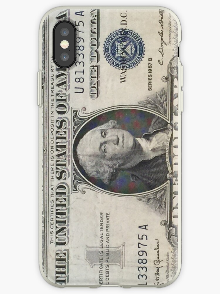 Dollar Silver Certificate If you like, purchase, try a cellphone cover thanks! by zwrr16