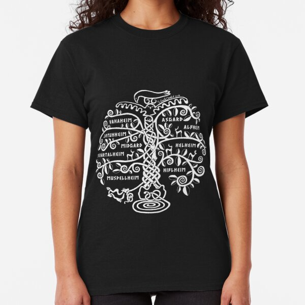 The World Tree - Yggdrasil Classic T-Shirt