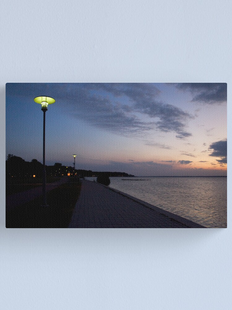 Alternate view of Early morning  Canvas Print