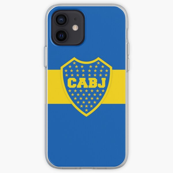 ¡Boca campeón de la Copa Diego Armando Maradona! Funda blanda para iPhone
