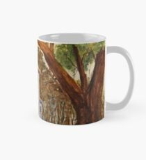 House on Front Street - Impressionistic Watercolor Painting Mug