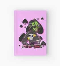Ace of Bass Hardcover Journal
