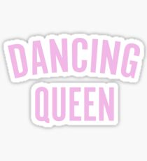 Tanzkönigin Sticker