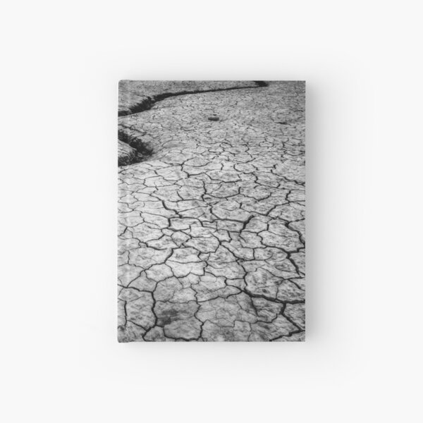 Dried Stream Hardcover Journal