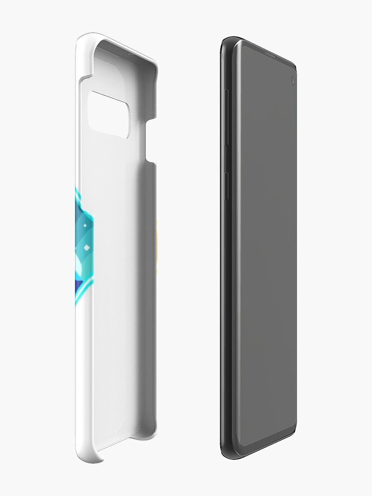 Alternate view of The Great Diamond Authority  Case & Skin for Samsung Galaxy
