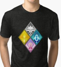 The Great Diamond Authority  Tri-blend T-Shirt