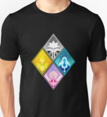 Die große Diamantenbehörde Unisex T-Shirt