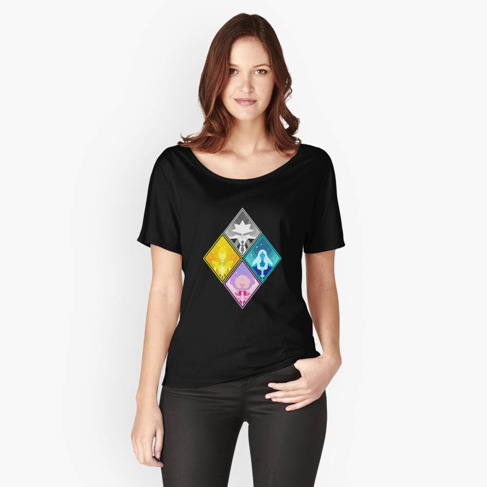 The Great Diamond Authority  Relaxed Fit T-Shirt