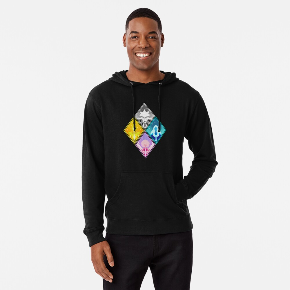The Great Diamond Authority  Lightweight Hoodie