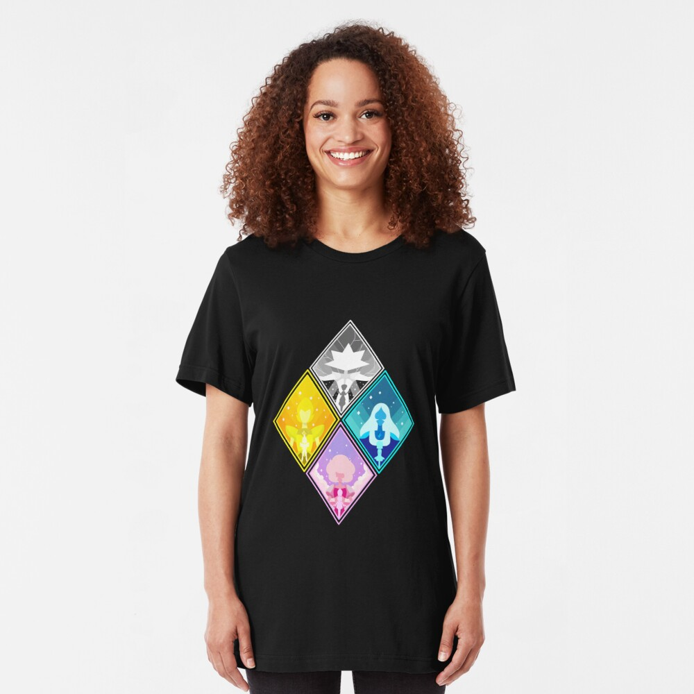 The Great Diamond Authority  Slim Fit T-Shirt