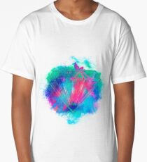 Diamond precious colorful Long T-Shirt