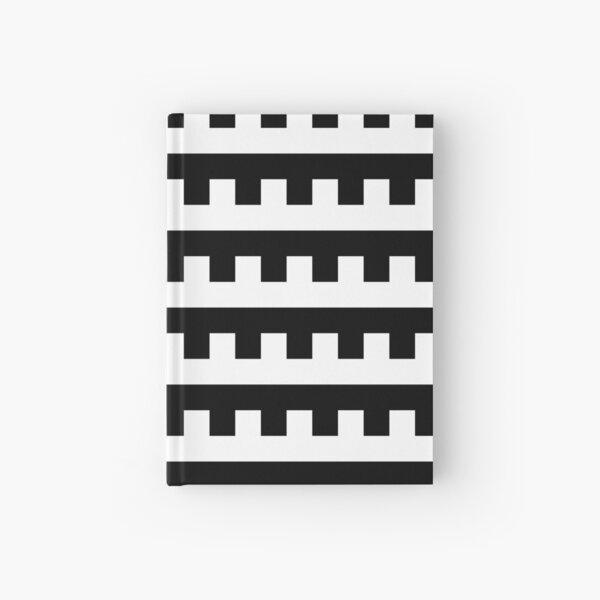 BW Tessellation 5 1 Hardcover Journal