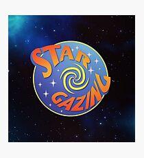 Lámina fotográfica Stargazing astroworld travis scott