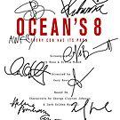 Ocean's 8 Script by CapnMarshmallow