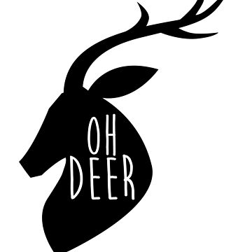 Oh Deer by kamrankhan