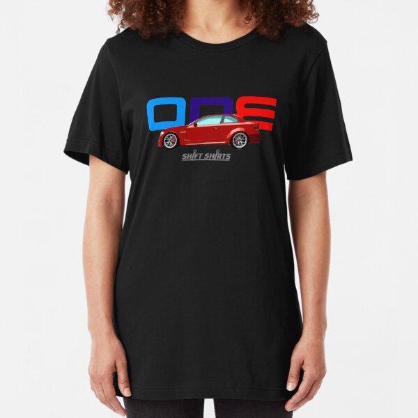 Shift Shirts ONE – E82 1M Inspired Slim Fit T-Shirt