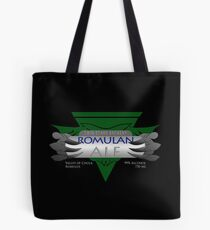 Fictional Brew - Romulan Ale Tote Bag