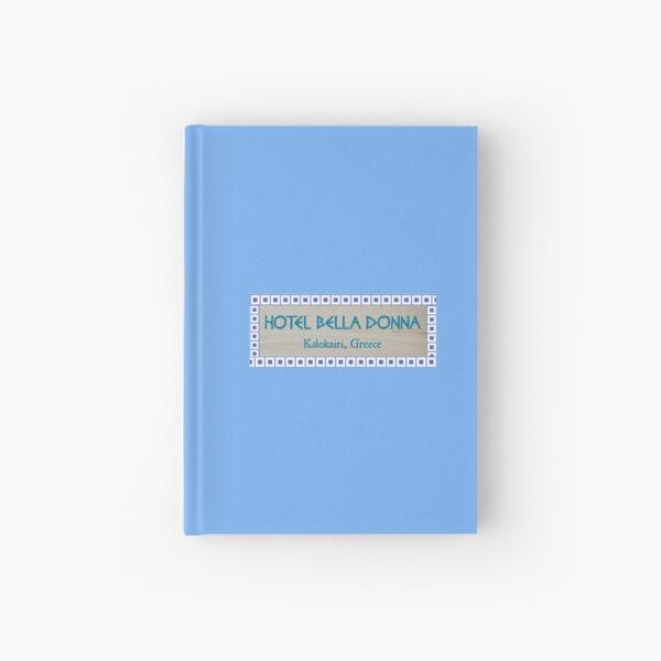 Hotel Bella Donna Hardcover Journal