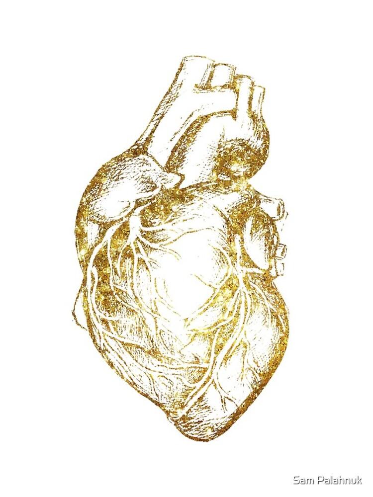 Heart of Gold by sampalahnukart