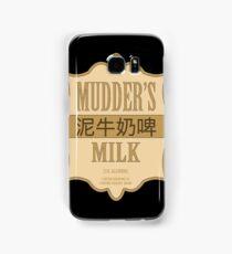 Mudder's Milk Samsung Galaxy Case/Skin