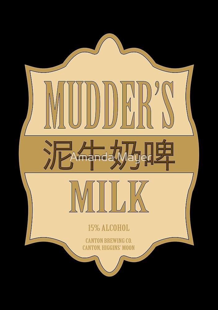 Mudder's Milk by Amanda Mayer