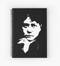 Helena Petrovna Blavatsky Spiral Notebook