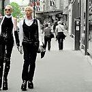 Paris Runway by Michael J Armijo