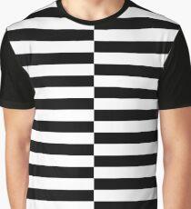 BW Tessellation 5 6 Graphic T-Shirt