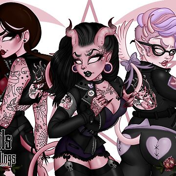 The Devils Darlings by CherryMartini