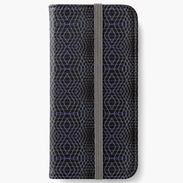 Sacred Geometry 2 iPhone Wallet