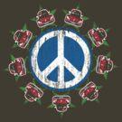 Beetle Peace by Alan Hogan