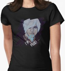 I'm yours Womens Fitted T-Shirt