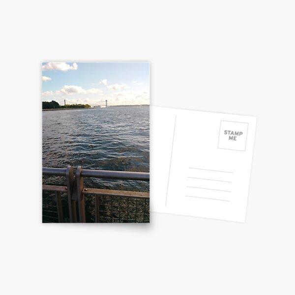 Water, #water, sea, #sea Postcard
