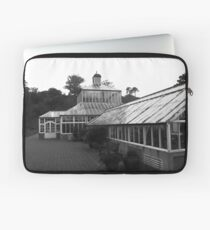 Conservatory, Dunedin Botanic Garden, New Zealand Laptop Sleeve